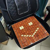 Combo 02 chiếu trúc lót ghế chơi game ghế đệm văn phòng 03 kích thước 40 x 40