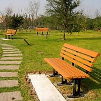 Ghế công viên ngoài trời có tựa, Mã FY-017XT