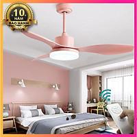 Quạt Trần Đèn Simple Personality Fan Lamp STA8604H