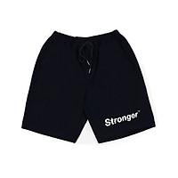 Quần Short Kaki Lưng Thun Co Giản Phản Quang Unisex Mềm Mịn 3 Màu Trẻ Trung Phong Cách Hàn Quốc - Stronger- Midori