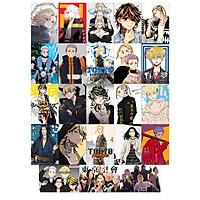 Hộp ảnh lomocard Tokyo Revengers set 30 tấm ảnh khác nhau