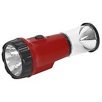 Đèn Pin Điện Quang ĐQ ( Màu đen đỏ ,Ánh sáng tỏa và chiếu xa ) Hàng Chính Hãng
