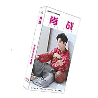 Postcard TIÊU CHIẾN Xiao Zhan tiểu thuyết đam mỹ TRẦN TÌNH LỆNH