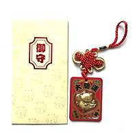 Bao lì xì con mèo thần tài phong thủy món quà lì xì tết may mắn phát tài phát lộc - TMT COLLECTION - MS402