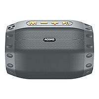 Loa Bluetooth ACOME A2 Công Suất 5W - Hỗ Trợ Kết Nối MicroSD USB Nghe FM - Playtime 6H-Hàng Chính Hâng