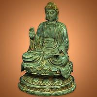 Tượng Phật A Di Đà đẹp - PH052