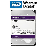 Ổ Cứng HDD Western Digital Purple 10TB 3.5 inch Sata 3 - Hàng Nhập Khẩu