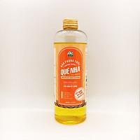 Dầu phộng tươi nguyên chất ép lạnh (500ml) - Extra Virgin Peanut Oil - Mekông Megumi