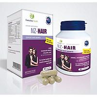 Viên uống hỗ trợ kích thích mọc tóc, ngăn rụng tóc NZ Hair NEW ZEALAND (hộp 60 viên)