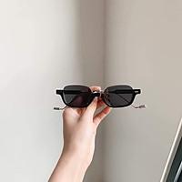 Kính râm nữ thời trang mắt nhỏ, kính mát chống nắng