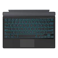 Bàn Phím Tháo Rời Zagg Slim Cover For Microsoft Surface Pro 3/4 (848467043594 - Black) - Hàng chính hãng