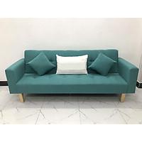 Ghế dài 2mx90 sofa bed tay vịn phòng khách linco05
