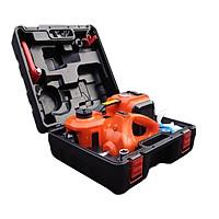 Con đội điện, bơm hơi cho ô tô, xe hơi + Dụng cụ tháo ốc