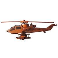 Mô hình máy bay gỗ trực thăng AH1 - Cobra