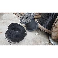 Cuộn dây cáp làm giàn, có sợi gia cường, nhựa bọc kim loại cực kỳ bền chắc - 1kg