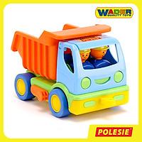 Đồ Chơi Xe Tải Hali, Đồ Chơi Châu Âu, An Toàn, Phát Triển Tư Duy, Sáng Tạo Cho bé - Polesie Toys 3294