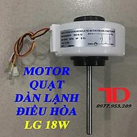 Motor quạt dàn lạnh điều hòa LG 18W