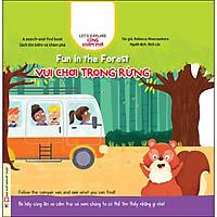 Vui Chơi Trong Rừng (Song Ngữ Anh Việt)