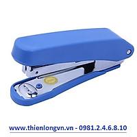 Bấm kim số 10 Plus PS-10E màu xanh