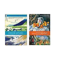 Combo Danh Họa Thế Giới: Hokusai +Paul Cézanne