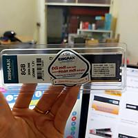 RAM desktop KINGMAX (1x8GB) DDR4 2666MHz - hàng chính hãng