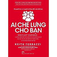 Sách - Ai Che Lưng Cho Bạn