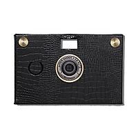 Máy ảnh kỹ thuật số Paper Shoot chính hãng, 13MP CMOS, 10s 1080p Video Leather Texture Series