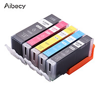Aibecy Compatible Ink Cartridge Replacement for 280 281 PGI-280XXL CLI-281XXL High Yield Compatible with Canon Pixma