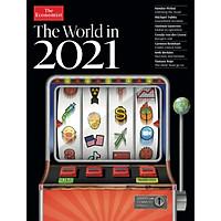 The Economist - The World In 2021, nhập khẩu từ Singapore, ấn bản 1 năm 1 lần