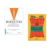 Combo 2 cuốn sách: Inbound Marketing -Thu Hút TG Về Với Bạn Trong Môi Trường Trực Tuyến + Mọi điều bạn cần biết về tạo dưng thương hiệu