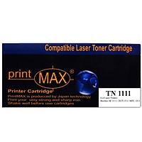 Hộp mực PrintMax dành cho máy in Brother TN 1111  - Hàng Chính Hãng
