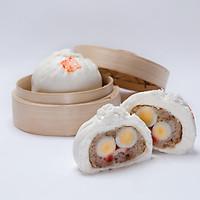 Bánh Bao 2 Trứng Cút Thơm Ngon RetCat - Túi 2 cái, 320g - Foodmap
