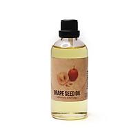 Dầu hạt nho nguyên chất - Grape seed oil - Zozomoon (100ml)