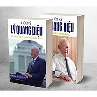 Combo 2 tập Hồi Ký Lý Quang Diệu (Câu Chuyện Singapore + Từ Thế Giới Thứ Ba Vươn Lên Thứ Nhất) - Quà Tặng Tickbook
