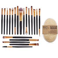 Cọ trang điểm Make up Brushes Chuyên Dụng IM16081-0052+ Tặng bông tắm xơ mướp PROVK399