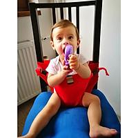 Đai giữ bé an toàn khi ngồi trên ghế - Hàng xuất nhật
