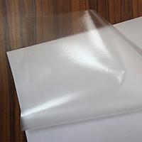 50 tờ Decal nhựa trong suốt khổ A3