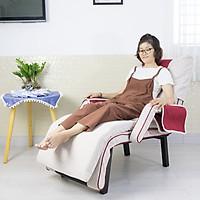 Ghế xếp thư giãn, ghế ngủ trưa văn phòng, ghế nằm tựa lưng dành cho bà bầu và người già cao cấp KPLUS 360