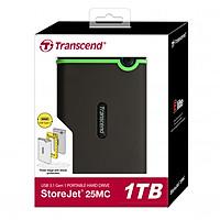 Ổ Cứng Di Động Transcend StoreJet M3C Type C 1TB USB 3.0/3.1 - Hàng Chính Hãng