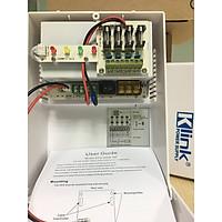 UPS cho hệ thống camera giám sát (Cấp nguồn dự phòng khi mất điện cho 4 camera và đầu ghi)