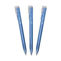 Bút Bi RX5 0.5 Faber-Castell Blue (Bộ 3 Cây)