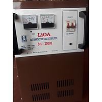 LIOA 20KW 1 PHA DẢI 150-250V