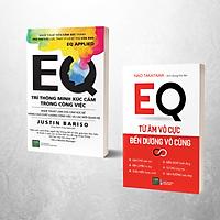 COMBO EQ- CÂN BẰNG CẢM XÚC TRONG CÔNG VIỆC GỒM (EQ trí thông minh xúc cảm trong công việc + EQ – Từ âm vô cực đến dương vô cùng)