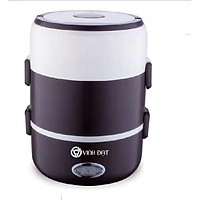 Cạp lồng giữ nhiệt có cắm điện hâm nóng đồ ăn
