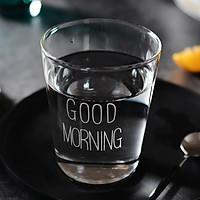 Cốc uống nước thủy tinh tinh tế