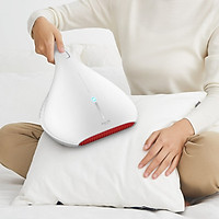 Máy hút bụi đệm giường,  chăn nệm  Deerma CM800 diệt khuẩn bằng tia UV ( hàng nhập khẩu )