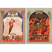 Combo Bộ 2 Tập: Tình sử Lorna Doone