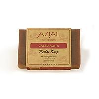 Xà Phòng Tắm Thảo Mộc 100%Thiên Nhiên AZIAL Cassia Alata Herbal Soap 100g