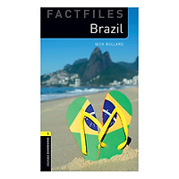 Oxford Bookworms Library (3 Ed.) 1: Brazil Factfile Audio CD Pack
