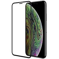 Miếng dán kính cường lực 3D full màn hình cho iPhone 11 Pro Max (6.5 inch) / Xs Max hiệu Nillkin CP + Max ( Mỏng 0.23mm, Kính ACC Japan, Chống Lóa, Hạn Chế Vân Tay) - Hàng chính hãng